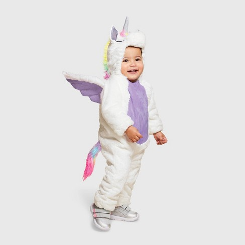 Baby Plush Unicorn Halloween Costume - Hyde & EEK! Boutique™ - image 1 of 1