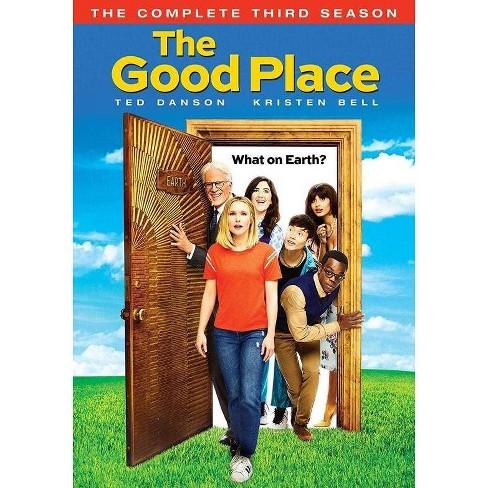 Good Place: Season 3 (DVD)