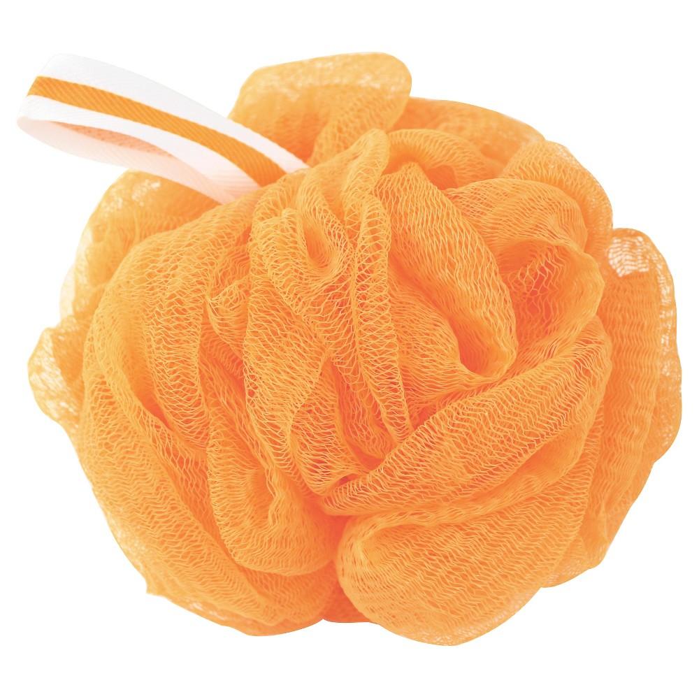 The Bathery Exfoliating Bath Sponge - Orange