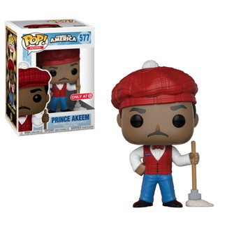 Funko POP! Movies Coming to America Akeem McDowells