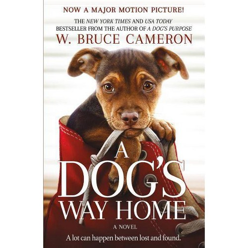 Dog's Way Home Movie Tie-In - by W. Bruce Cameron (Paperback)