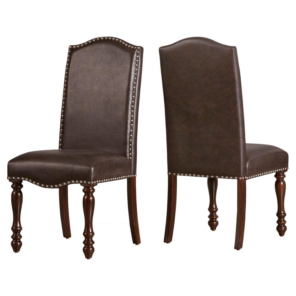 Highland Hills Chair (Set of 2) - Sand Beige - Inspire Q