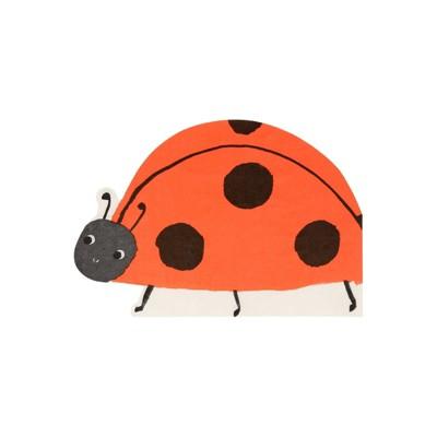 Meri Meri Ladybug Napkins