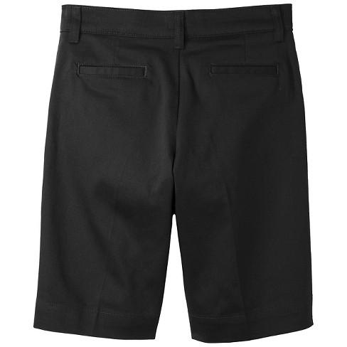 00ec20de08a96 Dickies® Juniors' Classic Stretch Bermuda Shorts - Black 0 : Target
