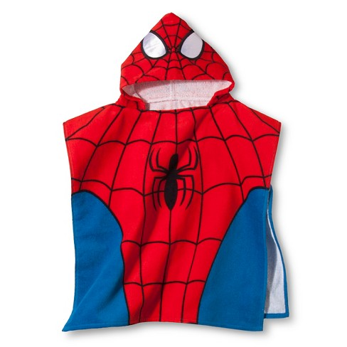 "Spider-Man® Hooded Towel (22""x44"") - image 1 of 2"
