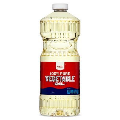 Vegetable Oil - 48oz - Market Pantry™