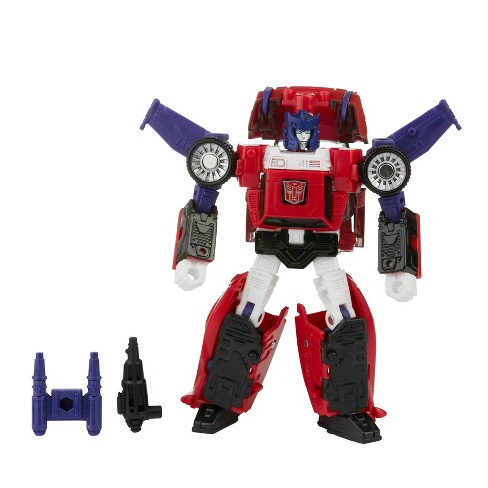 Transformers Generations War for Cybertron: Kingdom Deluxe WFC-K41 Autobot Road Rage - image 1 of 4