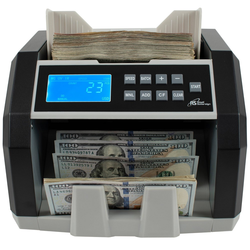 Image of High Speed Bill Counter - Royal Sovereign