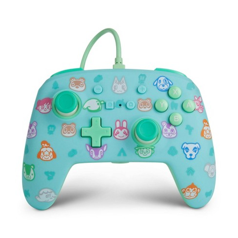 PowerA Enhanced Wired Controller for Nintendo Switch - Animal Crossing - image 1 of 4