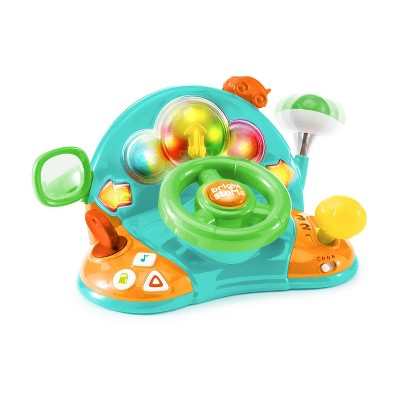 Bright Starts Lights and Color Driver Baby Learning Toy