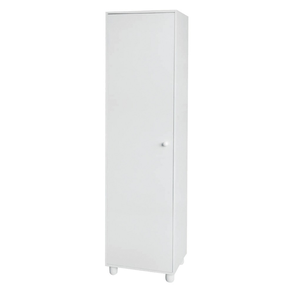 Traditional Storage Cabinet - White - Home Source Industries