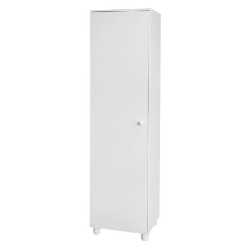 Traditional Storage Cabinet - White - Home Source Industries - image 1 of 4