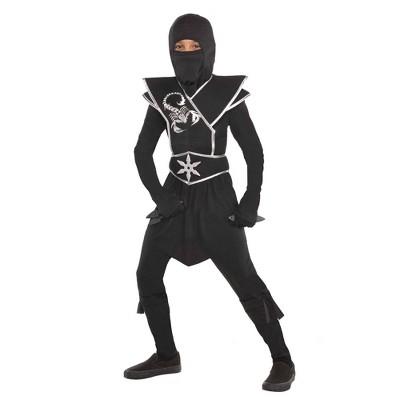 Kids' Black Ops Ninja Halloween Costume