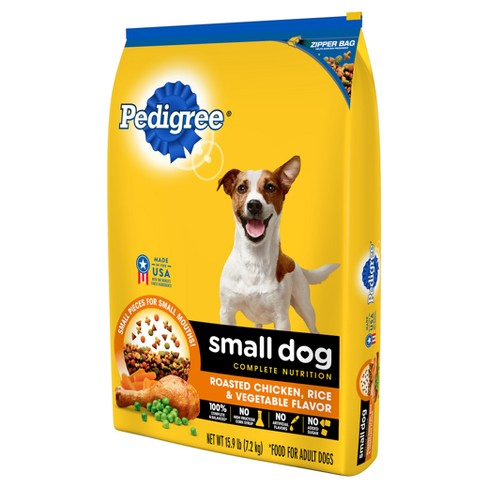 Pedigree Adult Small Dog Targeted Nutrition Target