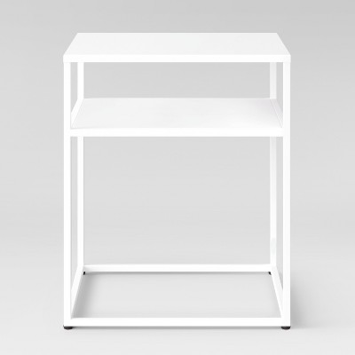 Glasgow Metal End Table White - Project 62™