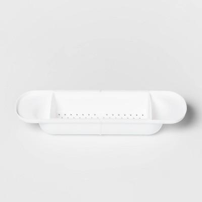 Bath Storage Caddy White - Pillowfort™