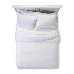 Lightweight Linen Duvet Cover Set - Fieldcrest®