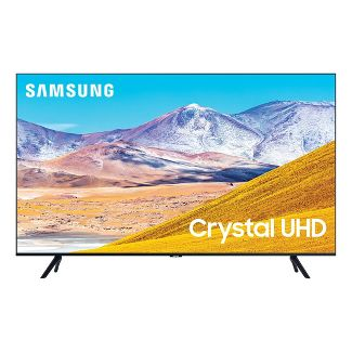 "Samsung 55"" Smart 4K Crystal HDR UHD TV TU8000 Series (Black)"