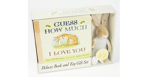 Guess How Much I Love You (Deluxe) (Hardcover) (Sam McBratney) - image 1 of 1