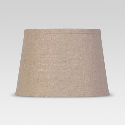 Textured Trim Small Lamp Shade Cream - Threshold™
