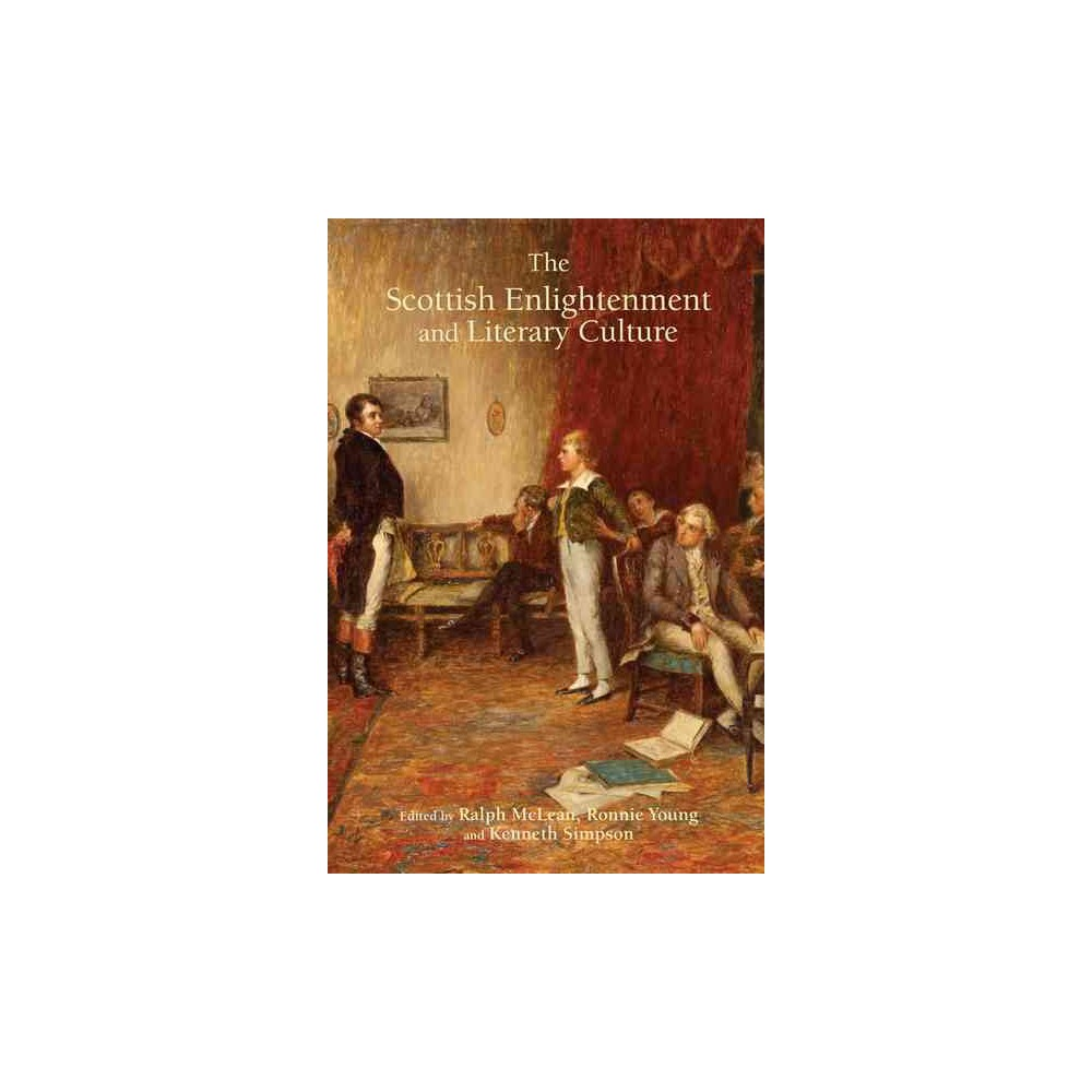 Scottish Enlightenment and Literary Culture (Hardcover)