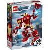 LEGO Marvel Avengers Iron Man Mech Kids' Superhero Mech Figure 76140 - image 4 of 4