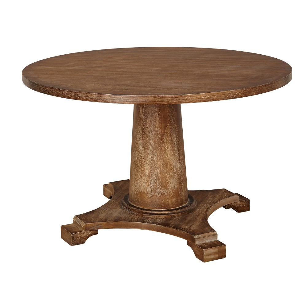 Atwood Dining Table - Driftwood (Brown) - Buylateral