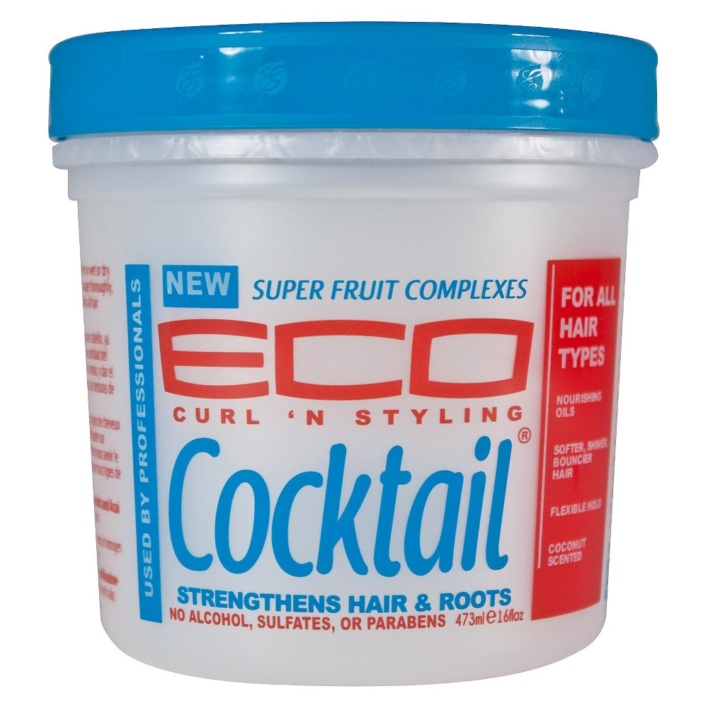 Image of Ecoco Curl N Styling Cocktail - 16 fl oz