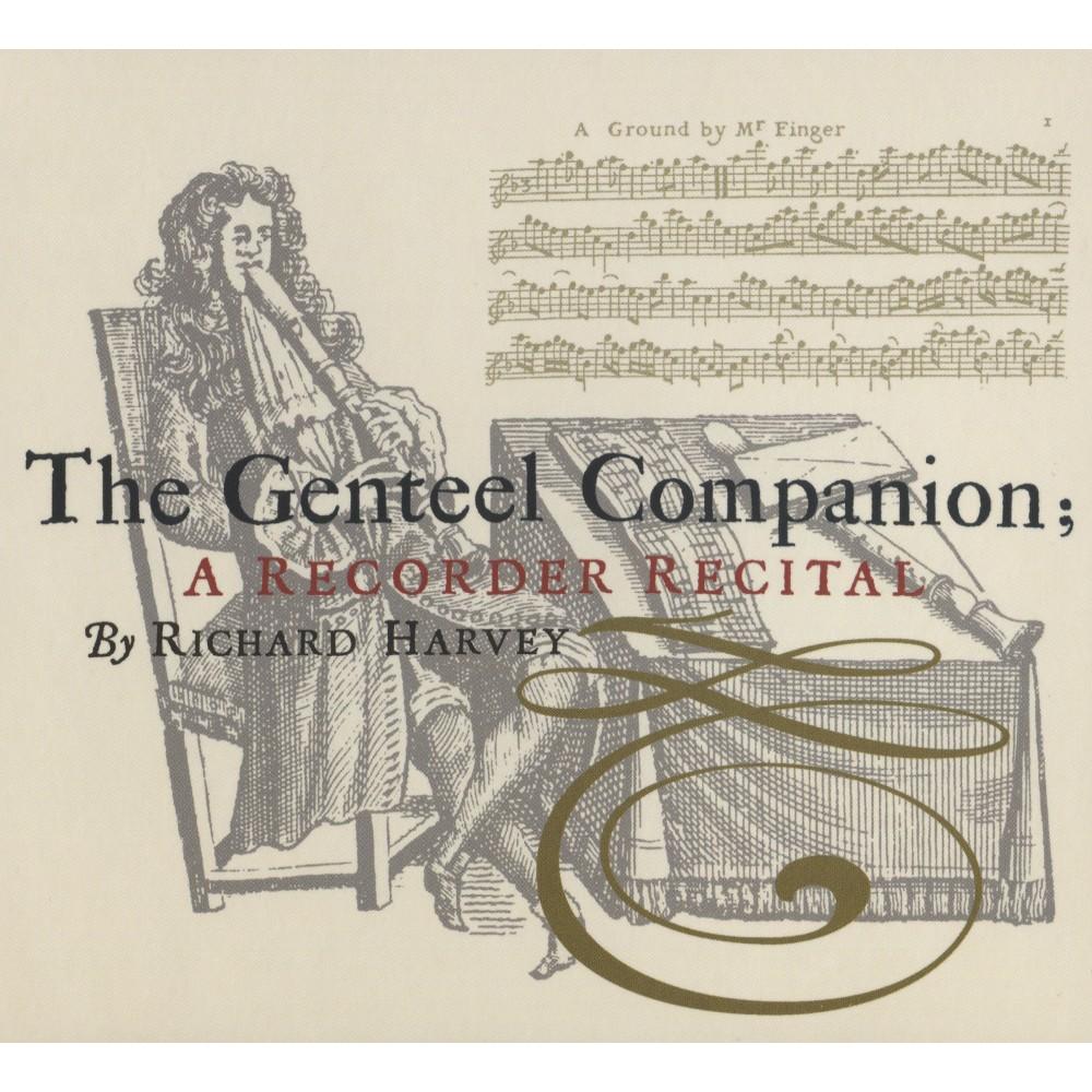 Richard Harvery - Genteel Companion (CD)