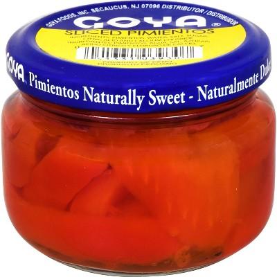 Goya Sliced Pimientos - 4oz