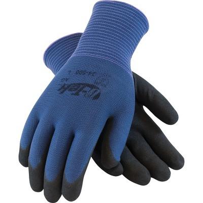 G-Tek Coated Work Gloves Active Grip Seamless 34-500/XL