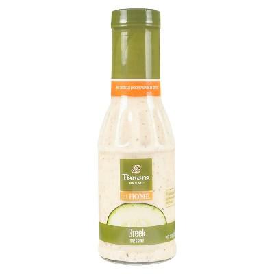 Panera Greek salad Dressing - 12oz