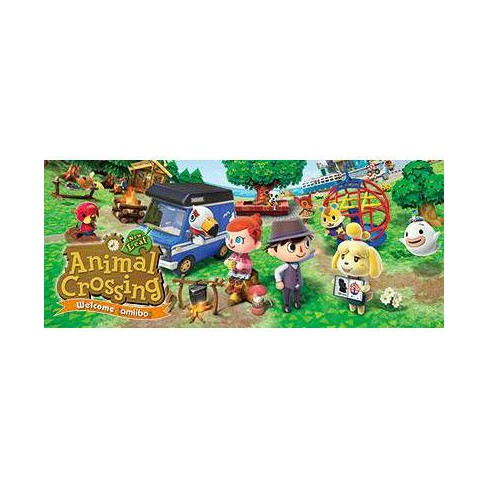 New Leaf Animal Crossing: Welcome amiibo - Nintendo 3DS (Digital)