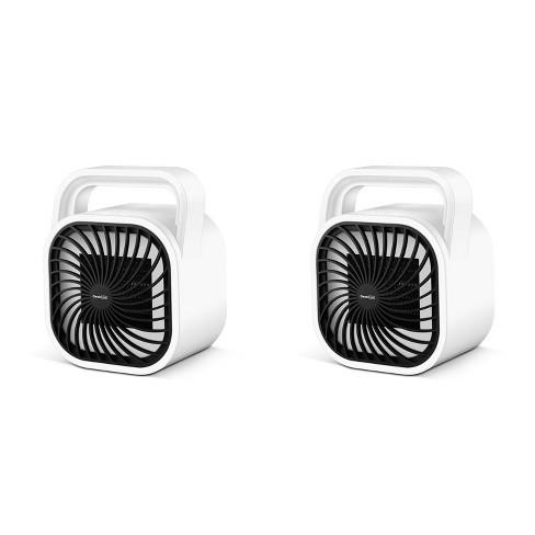 Geek Heat HA31-05E 500 Watt Min Personal Portable Ceramic Fan Space Heater (2 Pack) - image 1 of 4