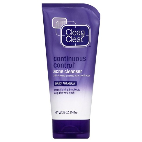 Clean   Clear® Continuous Control® Acne Cleanser - 5 Fl Oz   Target 77f3096a588