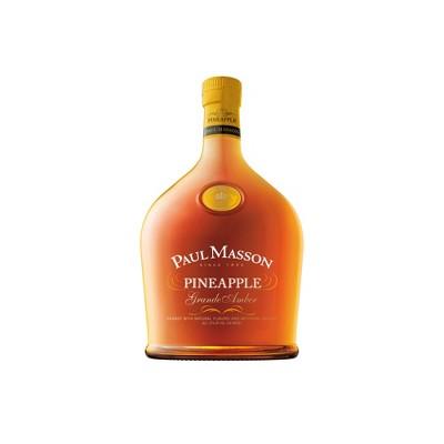 Paul Masson Grande Amber Pineapple Brandy - 750ml Bottle