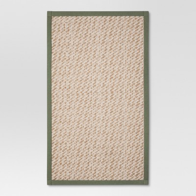 Green Solid rugs (1'8 x2'10 )- Threshold™