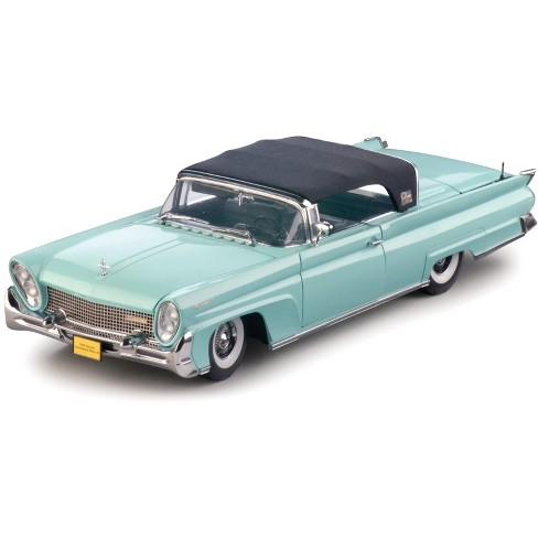 1958 Lincoln Continental Mark 3 Platinum 1/18 Diecast Car Model by Sunstar - image 1 of 1