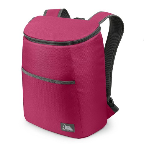 Arctic Zone 18 Can Backpack Cooler - Fuchsia - image 1 of 6