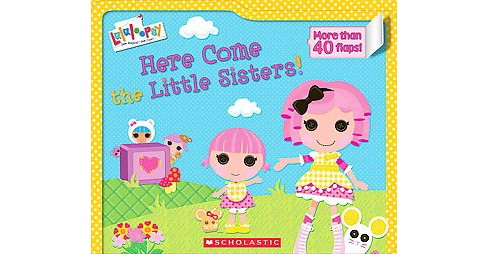 Here Come the Little Sisters! (Board) by Lauren Cecil - image 1 of 1