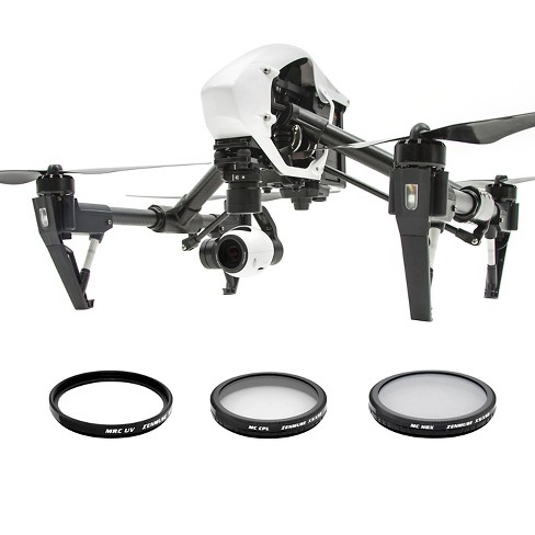 Sky Capture Series 4-Piece Slim & Lightweight HD Filter Kit for DJI Inspire (SCS-FK3INZ5) - image 1 of 1