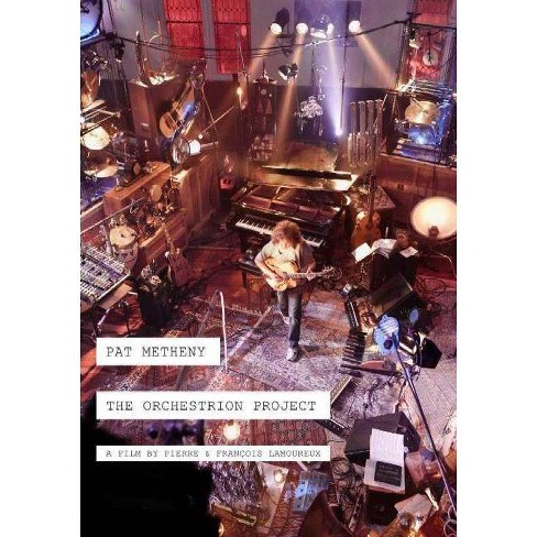 Pat Metheny: The Orchestrion Project (DVD) - image 1 of 1