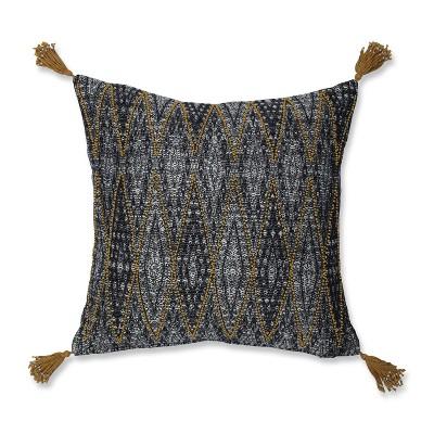 Zulu Square Throw Pillow - Pillow Perfect
