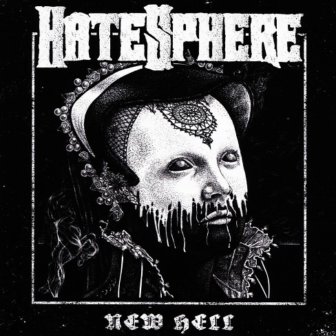 Hatesphere - New Hell (CD) - image 1 of 1