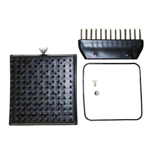Replacement Brush For Pro/Grand - Black - Grill Daddy - image 1 of 2