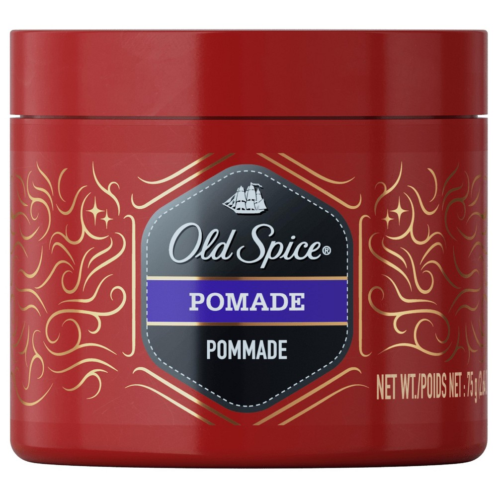 Old Spice Hair Styling for Men Pomade - 2.64oz