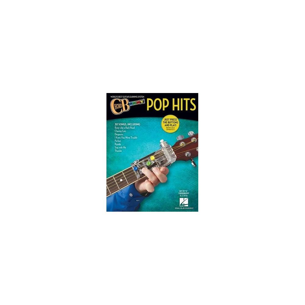 Chordbuddy Pop Hits - (Paperback)