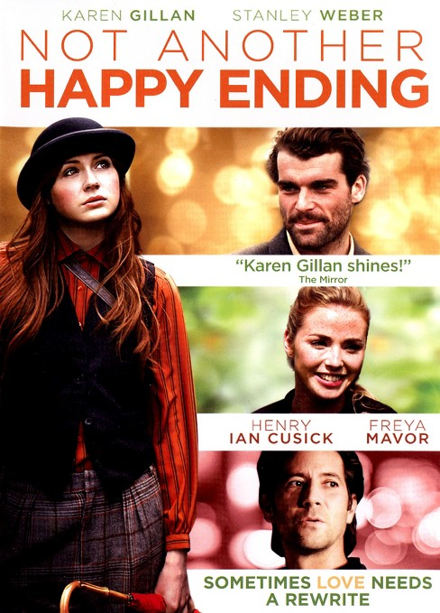 Not another happy ending (DVD) - image 1 of 1