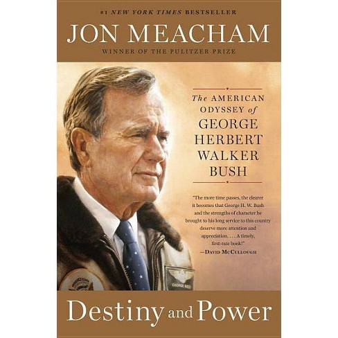 Destiny and Power - by  Jon Meacham (Paperback) - image 1 of 1