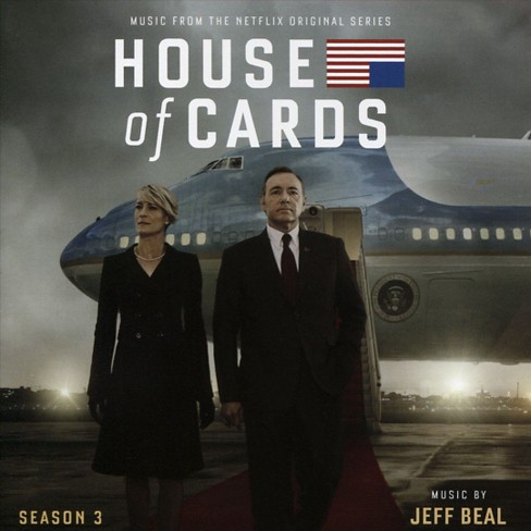 Jeff beal - House of cards:Season 3 (Osc) (CD) - image 1 of 1